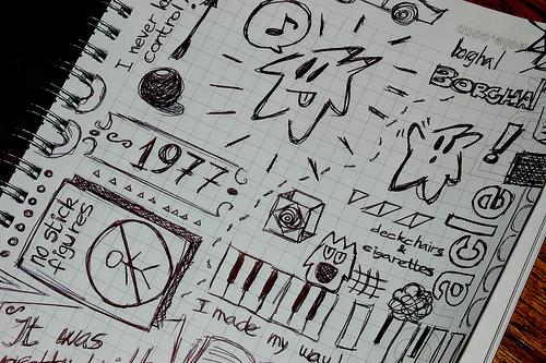Dibujos De Mi Libreta: Margenes Para Mi Libreta