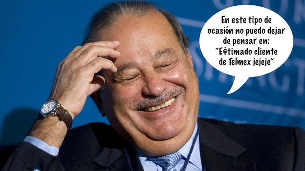 Carlos Slim | Las Tres y Un Cuarto